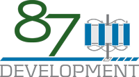 Eighty Seven Development Logo